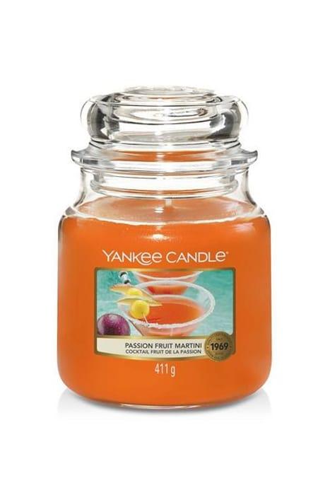 Yankee Candle Passion Fruit Martini Medium Candle Jar