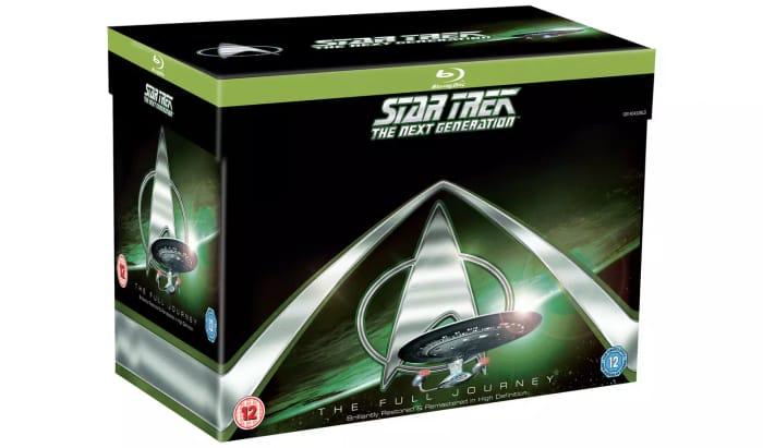 Star Trek: The next Generation Season 1-7 Blu-Ray Box Set