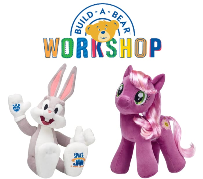 Roll to Win Discount Code at Build-a-Bear - Inc My Little Pony, Disney + More!