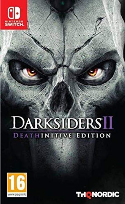 Nintendo Switch Darksiders II - Deathinitive Edition £10.99 (Prime) at Amazon