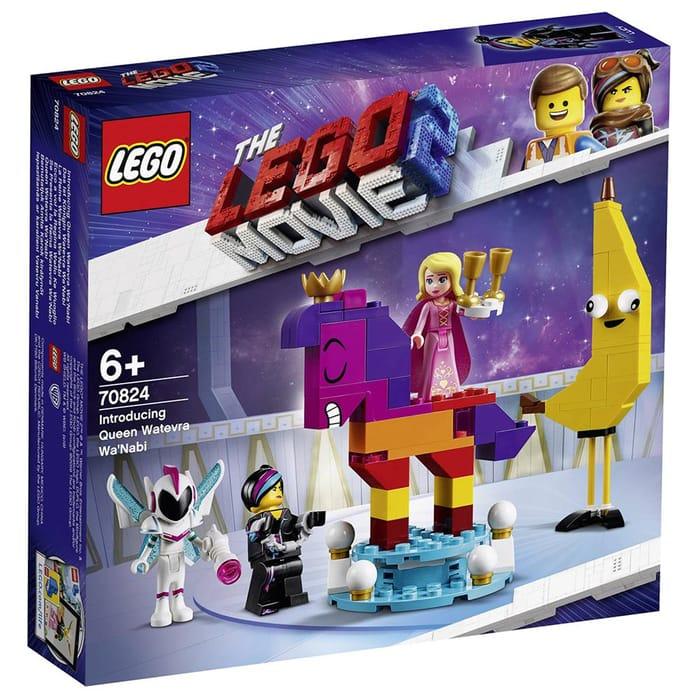 LEGO: Introducing Queen Watevra Wa'Nabi 70824