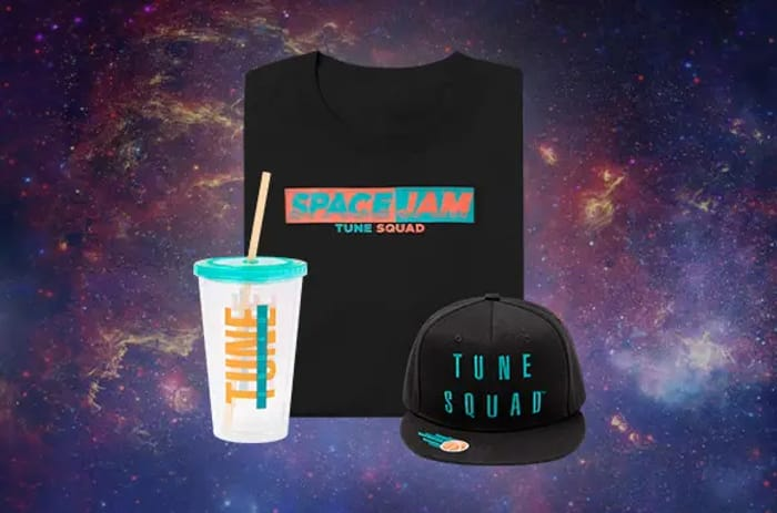 Space Jam Mega Bundle