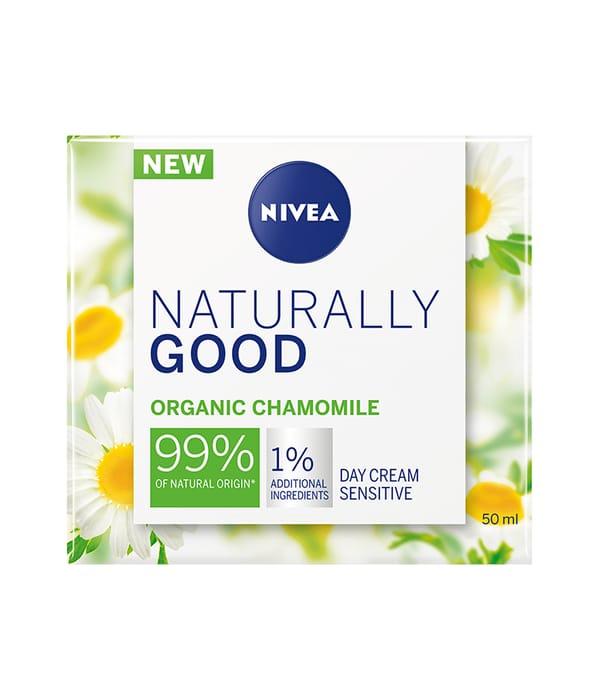 Nivea Naturally Good Day Cream