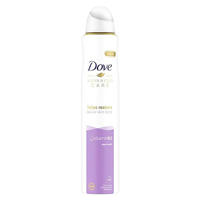Dove Advanced Care Clean Touch Anti-Perspirant Deodorant - Only £1!