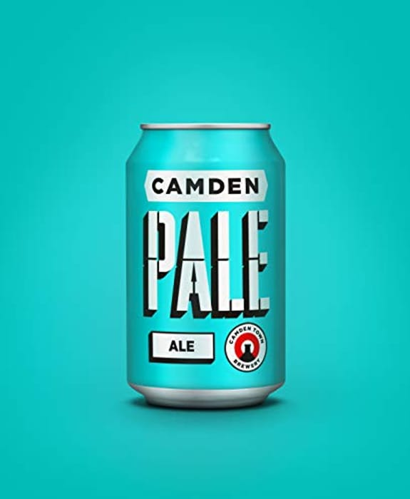 Camden Pale Ale 24x 330ml - Only £26!