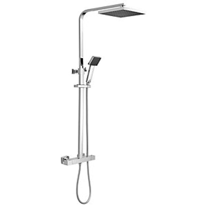 Wickes Serenity Thermostatic Chrome Shower Mixer - Only £100!