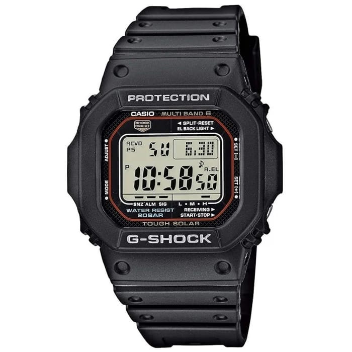 Casio G-Shock Classic Multifunction LCD Wristwatch - Only £71.10!