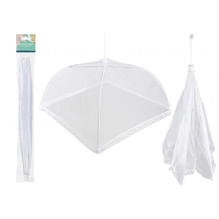 """Net Collapsible Food Cover - 17"""""""