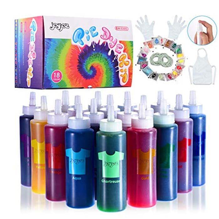 Joy Joz Tie Dye Kit Kids - Only £11.99!
