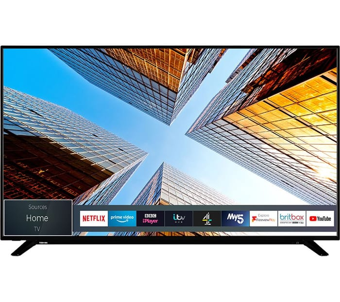 "TOSHIBA 65UL2063DB 65"" Smart 4K Ultra HD HDR LED TV"