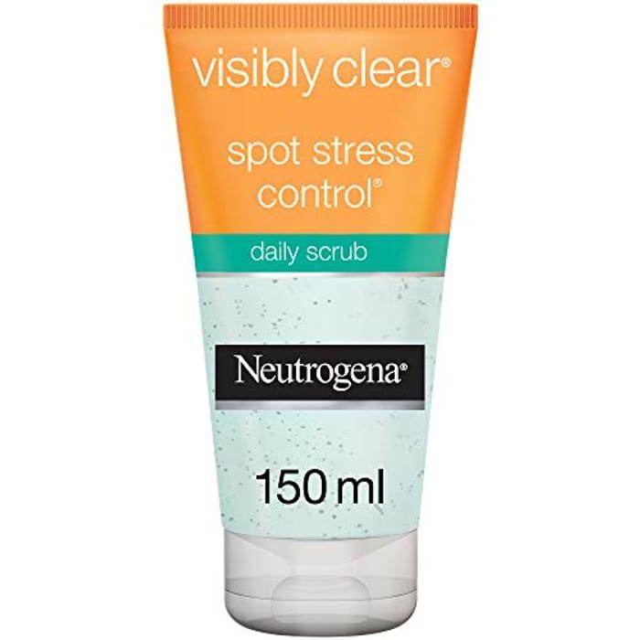 Neutrogena Visibly Clear, Daily Scrub 150ml