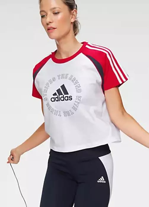 Adidas Performance Logo T-Shirt