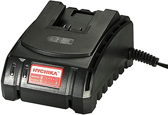 HYCHIKA Protable 2.0A Lithium-Ion 18V Battery Charger with £10 off Coupon