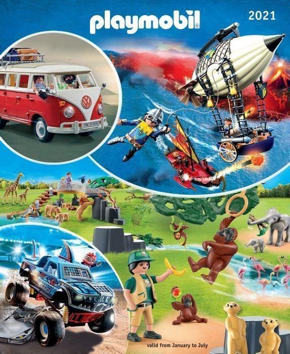 Free Playmobil Catalogue
