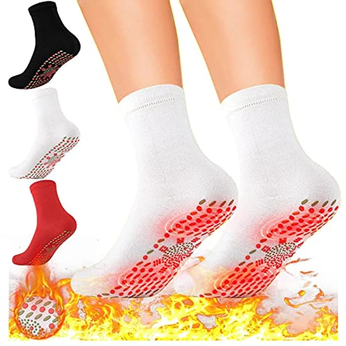 Comfortable Breathable Massage Warm Foot Socks - Only £3.39!
