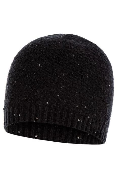 Sequin Beanie Hat