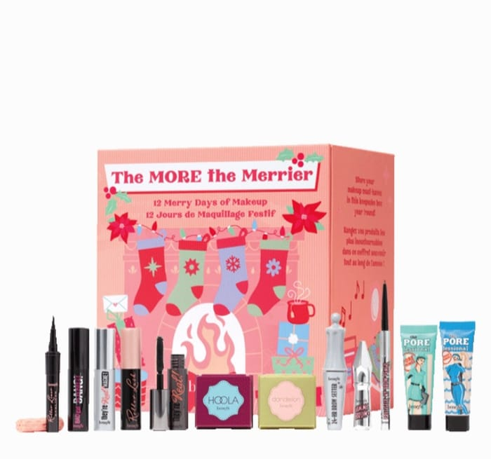 NEW the MORE, the Merrier Advent Calendar