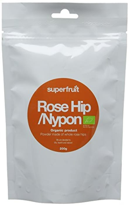 Superfruit Eu Organic Rose Hip Powder