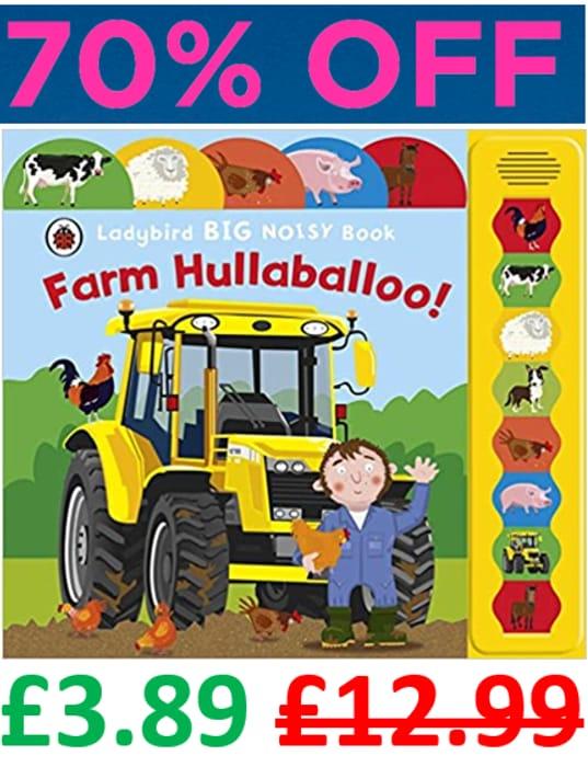Farm Hullaballoo! BIG NOISY BOARD BOOK