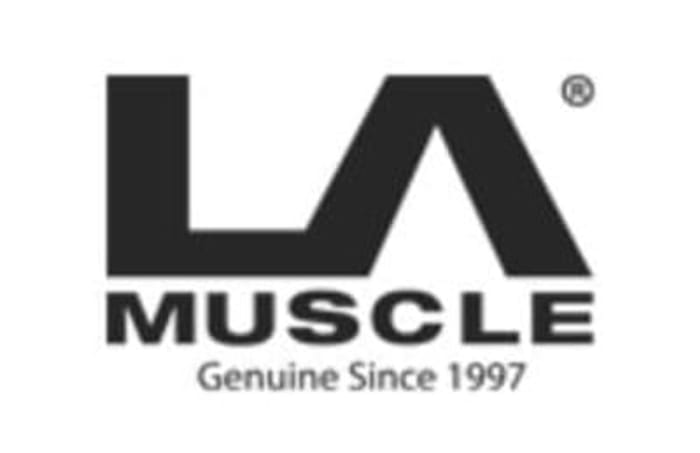 22% off Orders at LA Muscle