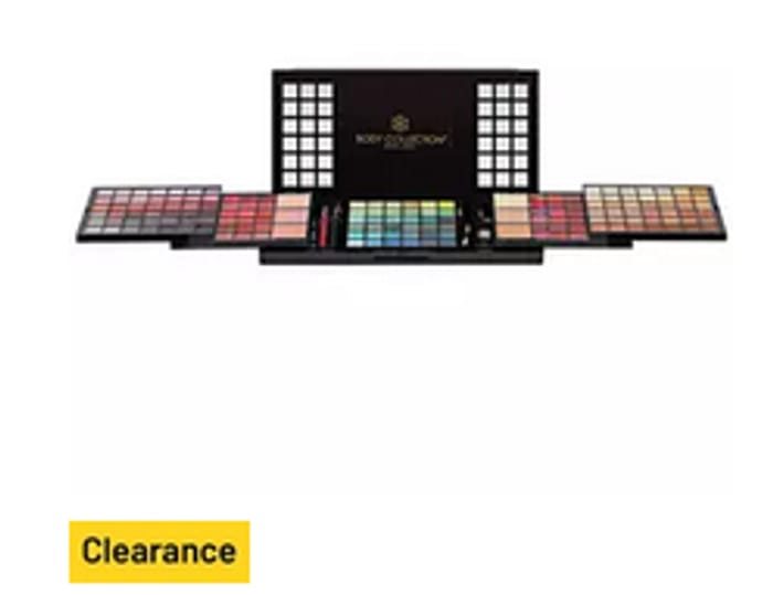 Body Collection Pull out 120 Eyeshadow Makeup Palette - Clearance Item