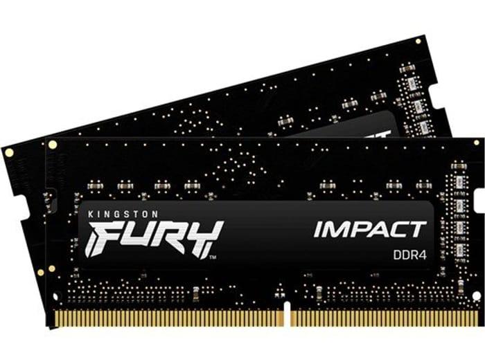 Kingston FURY Impact 16GB Memory Kit - Only £56.09!