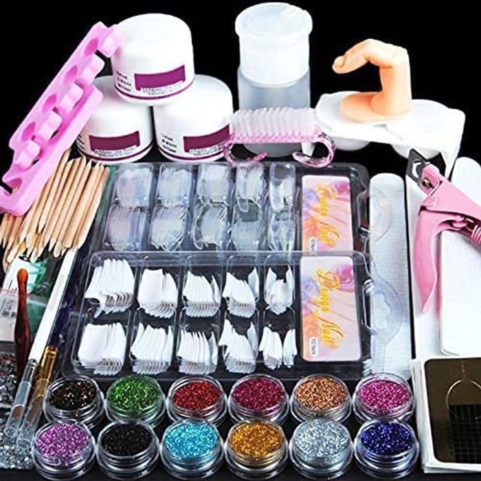 COSCELIA Acrylic Nail Kit
