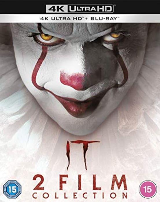 IT 2-Film Collection - Only £18.99!