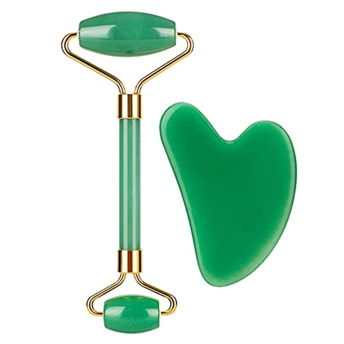Jade Roller and Massage Tool (Prime Only)