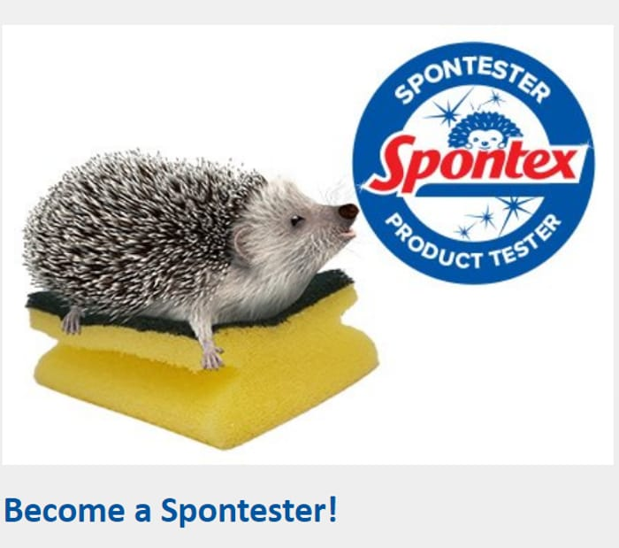 Apply To Become A Spontester Product Tester For Spontex