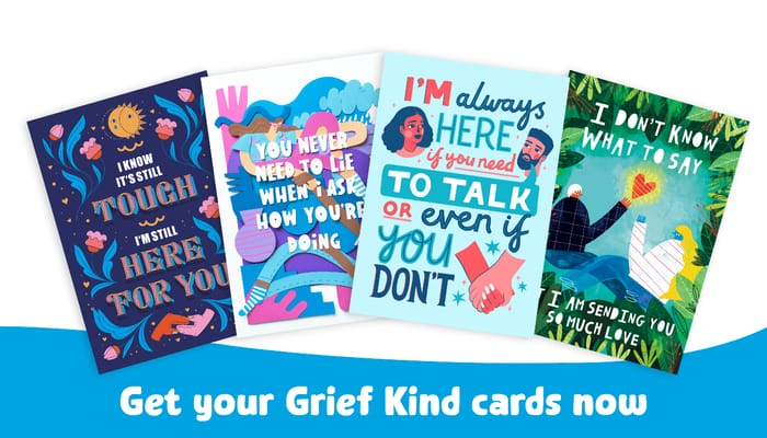 Four Free, Limited-Edition Sympathy Cards