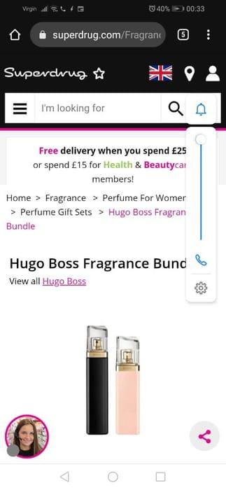 Hugo Boss Bundle