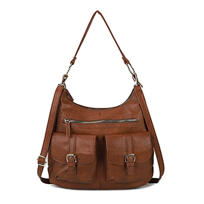 Multi Pocket Top Handle Handbags - Only £9.99!