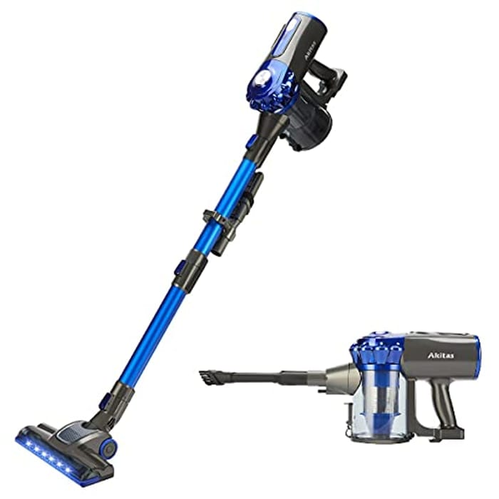 Price Drop! 150w 3-in-1 Cordless Upright Handheld Stick Vacuum Cleaner