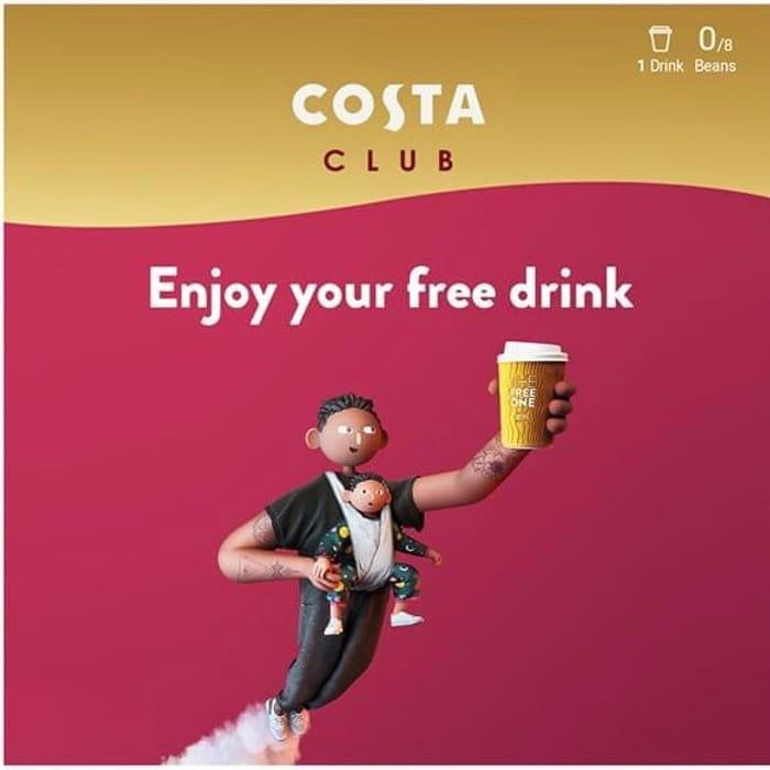 Free Costa Coffee? (Select Accounts)