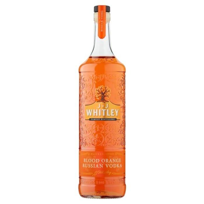 Jj Whitley Blood Orange Vodka 1L