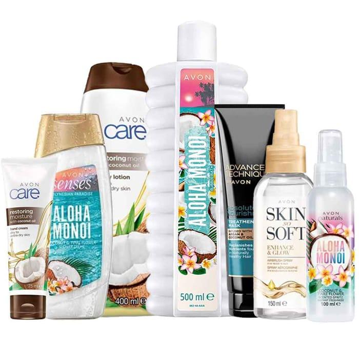 Avon Skin Loving Pamper Set