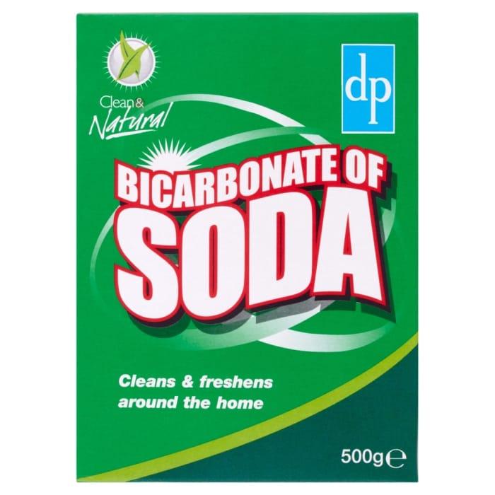 DP Clean & Natural Bicarbonate of Soda (6 X 500g)
