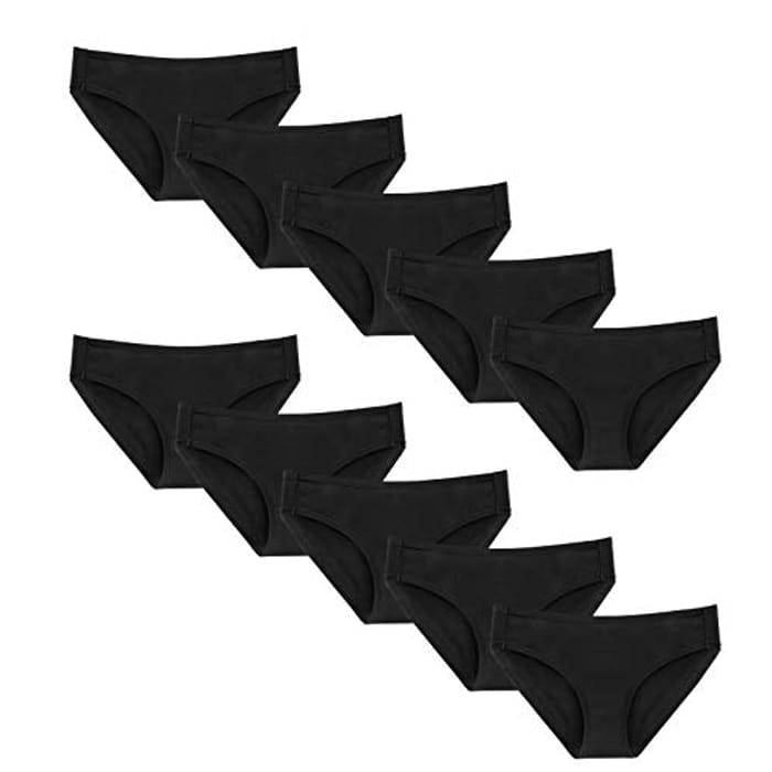 Half Price! 10 PACK Womens Underwear Sets
