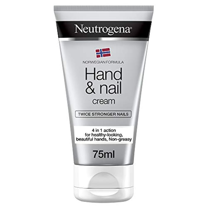Neutrogena Norwegian Formula Hand and Nail Cream, 75 Millilitre