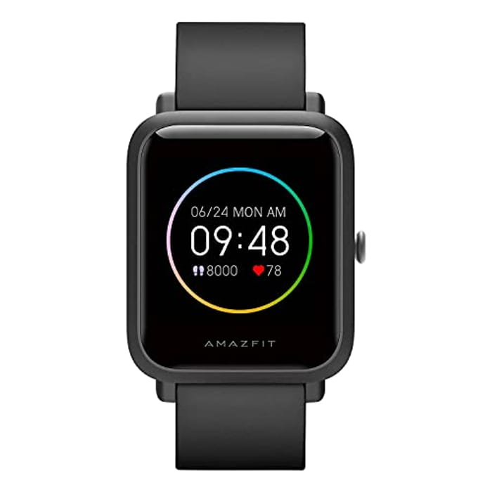Amazfit Bip S Lite Smart Watch with Heart Rate, Sleep Monitor
