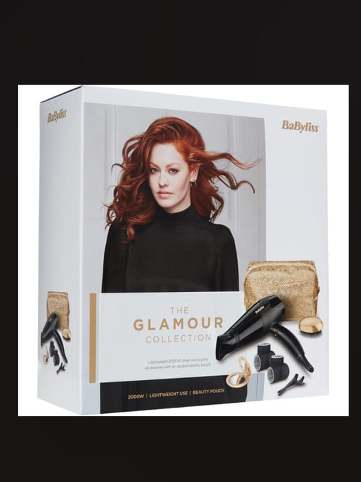 BABYLISS the Glamour Collection Gift Set