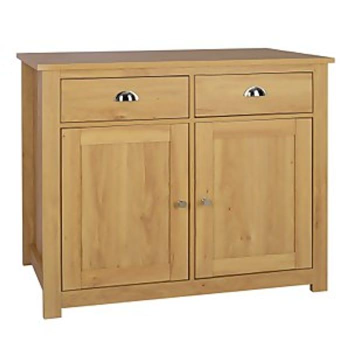 Best Price! Marcy Sideboard - Oak