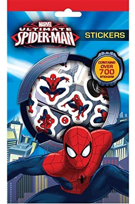 Best Price! 700+ Marvel Ultimate Spider-Man Stickers