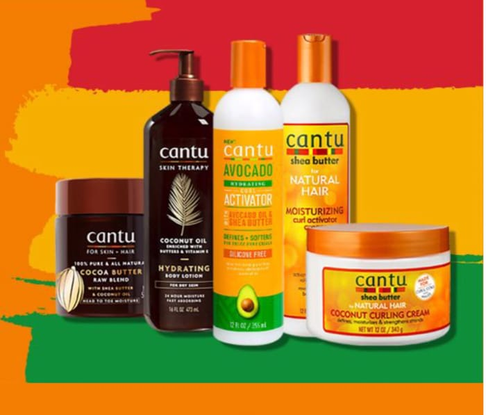 Save 1/3 on Selected Cantu Haircare and Bodycare -Online Only Price from £3.66