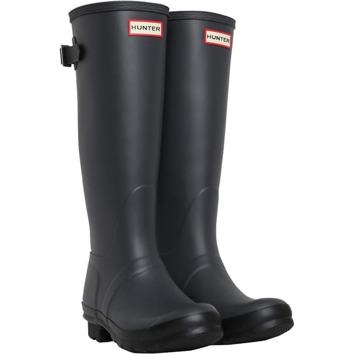Cheap Hunter Womens Original Back Adjustable Wellington Boots - Only £64.99!