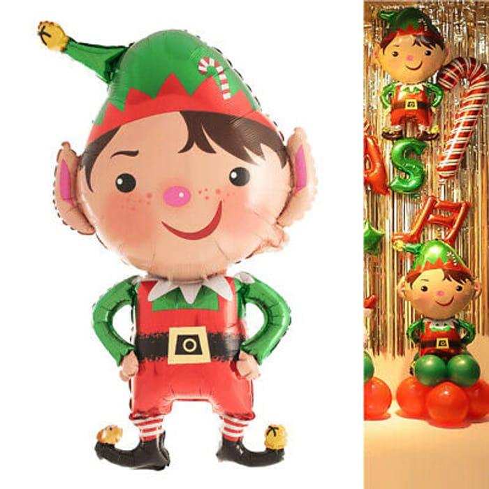 Elf on the Shelf Foil Balloon