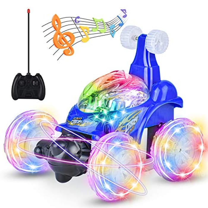 Kizmyee Remote Control Car for Kids - Only £9.59!