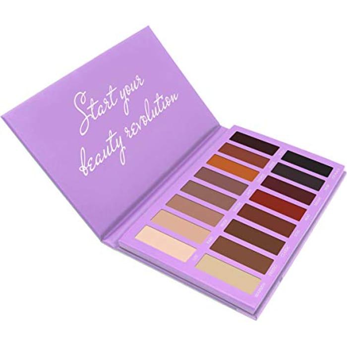 Best Pro Eyeshadow Palette Matte