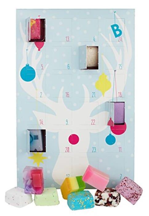 PRICE DROP Bomb Cosmetics Countdown to Christmas Advent Calendar